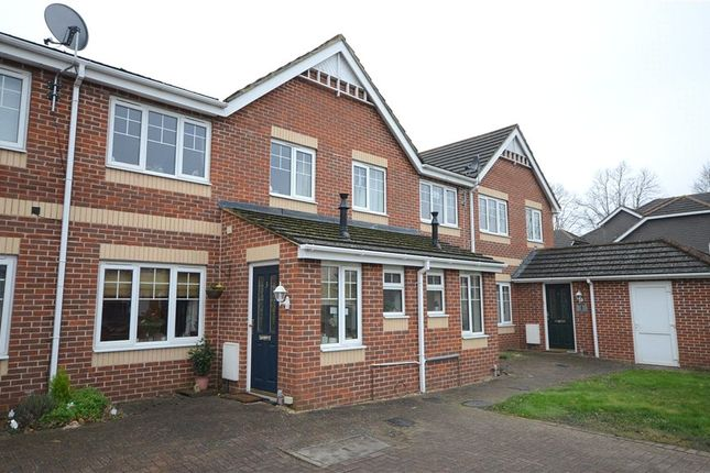 Thumbnail Terraced house for sale in Kamran Court, 4 Boxalls Lane, Aldershot
