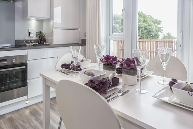 """Thumbnail Terraced house for sale in """"Fasque 1"""" at Oldmeldrum Road, Inverurie"""