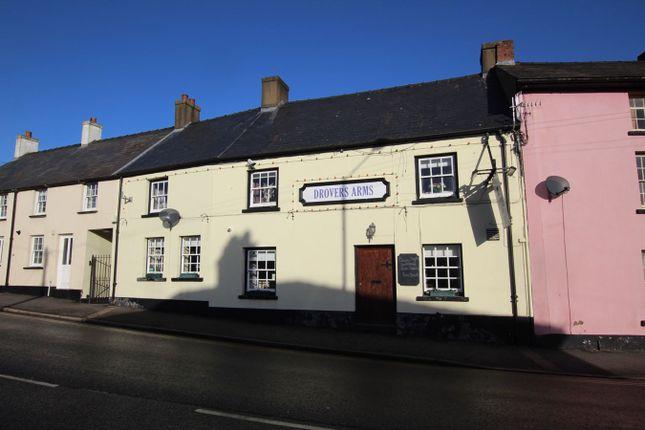 Thumbnail Pub/bar for sale in Newgate Street, Brecon