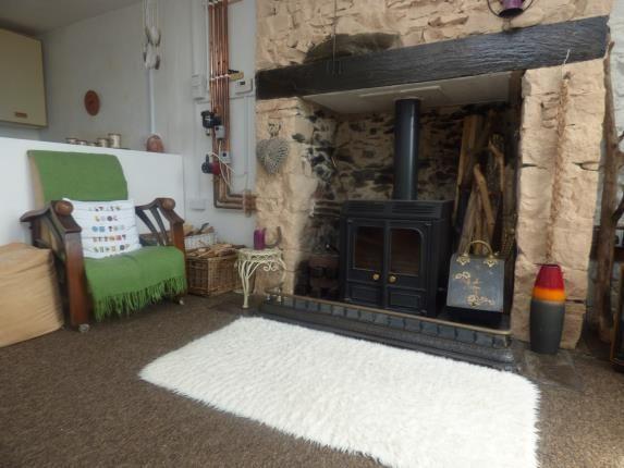 Inglenook of Green Terrace, Llangaffo, Anglesey, Sir Ynys Mon LL60