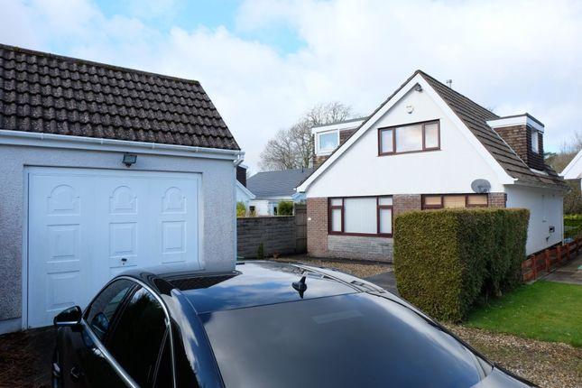 Thumbnail Detached house to rent in Gelli Geiros, Swansea