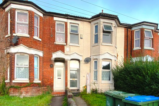 Thumbnail Terraced house for sale in Portswood Road, Southampton