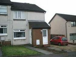 Thumbnail Flat to rent in Mccallum Gardens, Bellshill