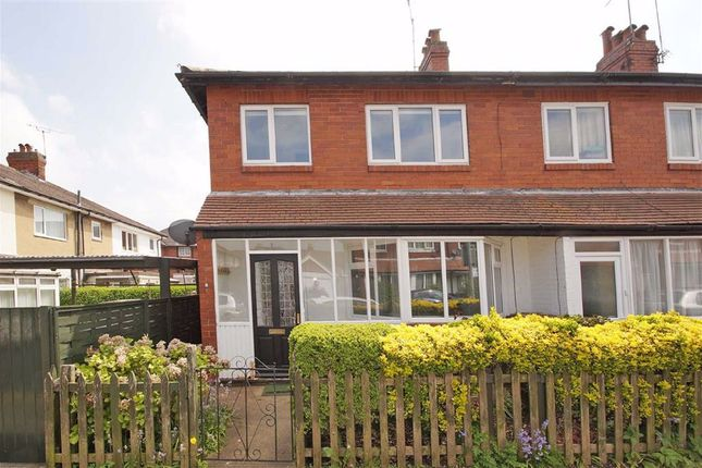 Thumbnail End terrace house to rent in Roseville Avenue, Harrogate, North Yorkshire