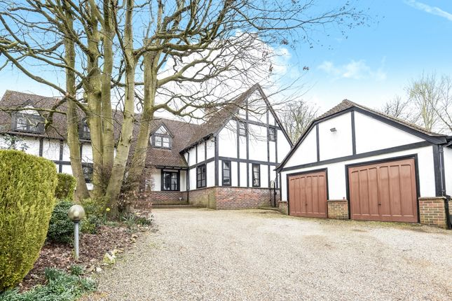 Thumbnail Detached house to rent in Farm Close, Chipstead, Coulsdon