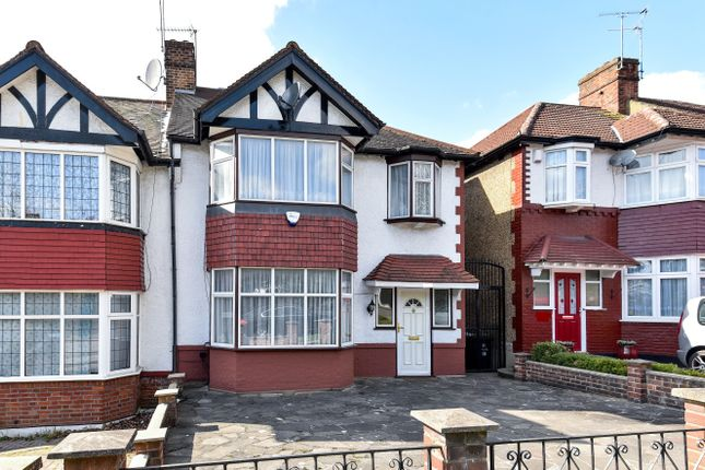 Thumbnail Semi-detached house for sale in Eversley Park Road, London