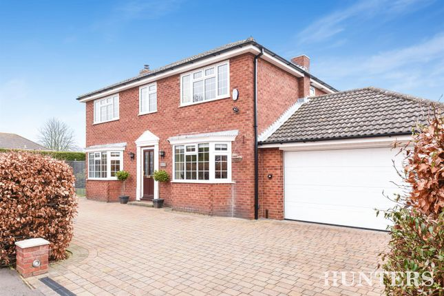 Thumbnail Detached house for sale in Ludborough Park, Ludborough, Grimsby