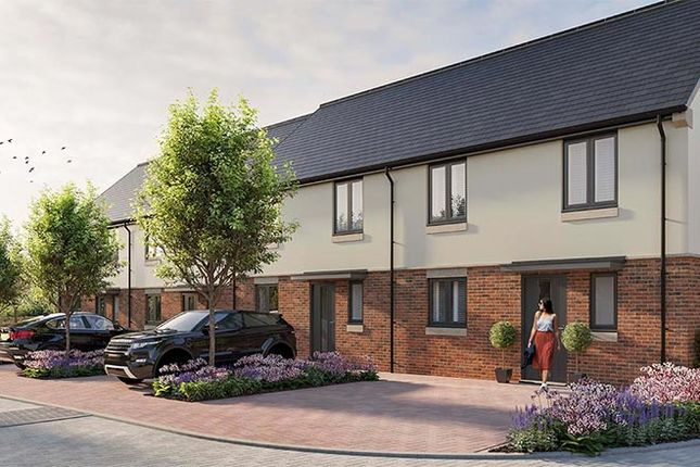 Thumbnail End terrace house for sale in Charlotte Avenue, Oxfordshire