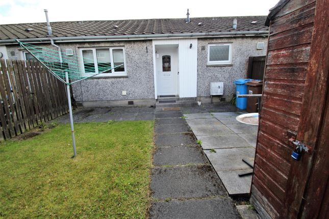 Thumbnail Terraced bungalow for sale in Muirfield Way, Deans, Livingston