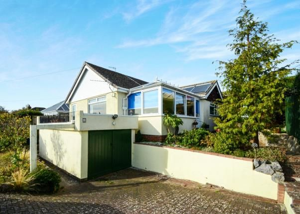 Thumbnail Bungalow for sale in East Teignmouth, Devon, .