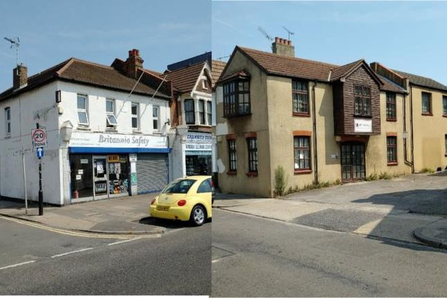Thumbnail Land for sale in London Road, Westcliff-On-Sea