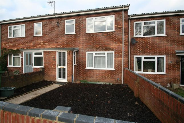 Thumbnail Terraced house to rent in Pershore Road, Basingstoke