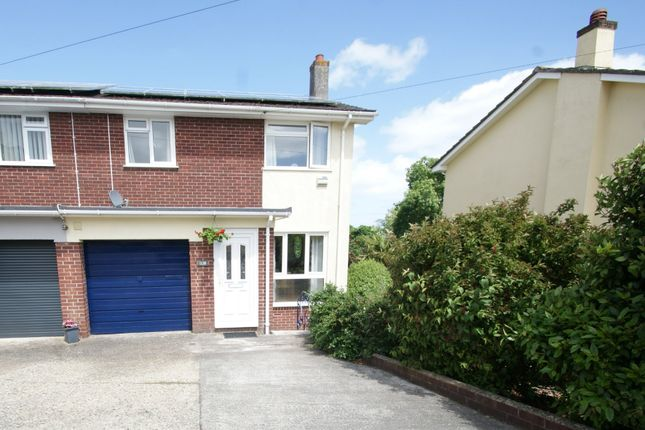 Thumbnail Semi-detached house for sale in Duchy Drive, Preston, Paignton