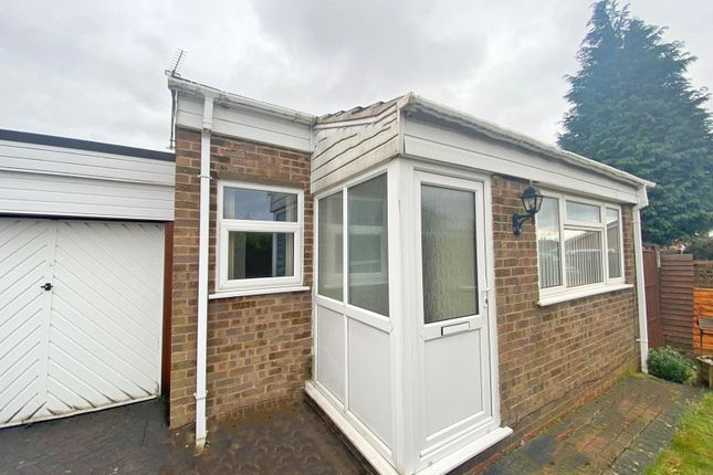 2 bed detached house to rent in Malcolm Grove, Littleover, Derby DE23