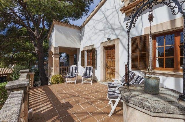 Terrace of Spain, Mallorca, Alcúdia, Bonaire