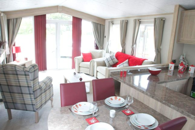 Static Holiday Lodge For Sale Devon 8
