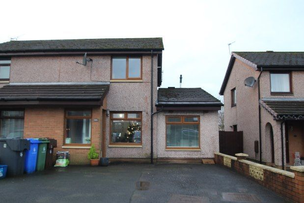 Thumbnail Property to rent in Earlshill Drive, Stirling