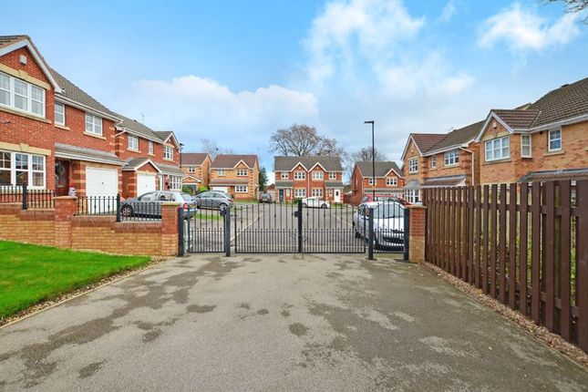 Driveway of Toll House Mead, Mosborough, Sheffield S20