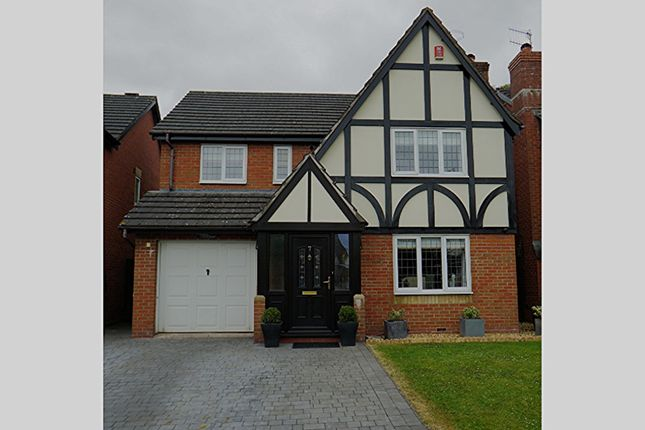 Thumbnail Detached house for sale in Ryeland Close, Stoke-On-Trent