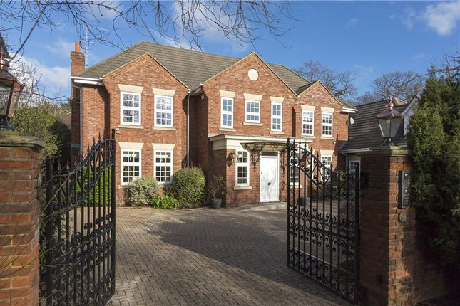 Thumbnail Detached house for sale in Moor Park Gardens, Coombe Lane West