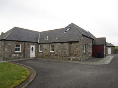 Thumbnail Detached house to rent in East Fiddie, Skene