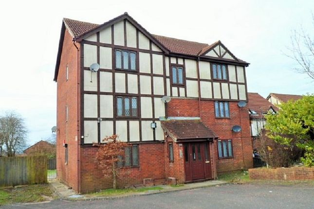 Thumbnail Flat for sale in Burgley Court, Ravenhill, Swansea