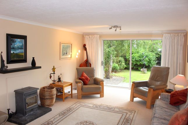 Thumbnail Detached house for sale in Glenorchil View, Auchterarder
