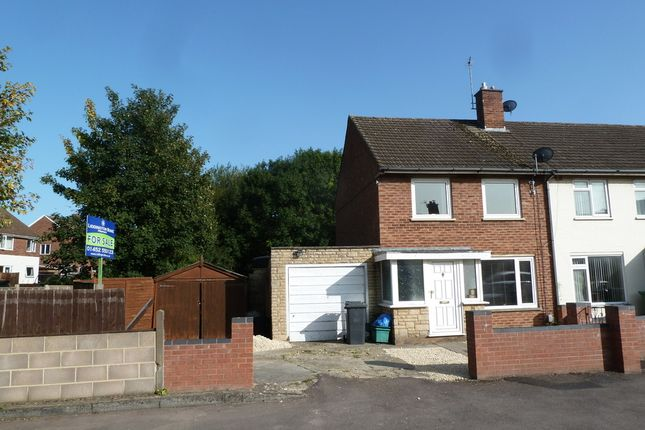 Thumbnail Semi-detached house for sale in Wells Road, Gloucester