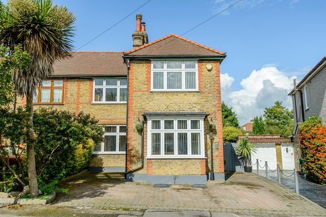 Thumbnail Semi-detached house for sale in Mayfield Road, London, London