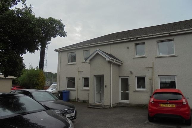 Thumbnail Flat to rent in 1 Millburn Square, Inverness