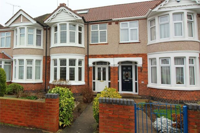 Thumbnail Terraced house to rent in Overslade Crescent, Coundon, Coventry