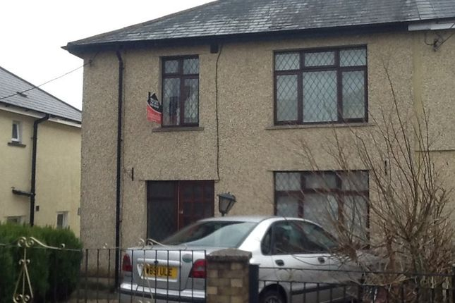 Thumbnail Property to rent in Ashgrove, Hengoed