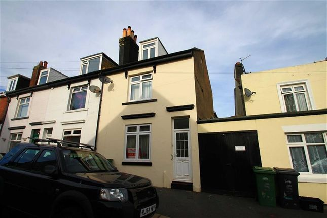 Thumbnail End terrace house for sale in Alma Terrace, St Leonards-On-Sea, East Sussex