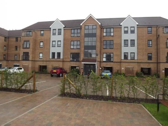 Thumbnail Flat for sale in Marbled White Court, Little Paxton, St. Neots, Cambridgeshire