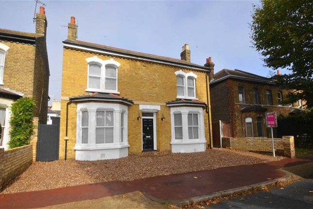 Thumbnail Detached house for sale in Park Terrace, Westcliff-On-Sea, Essex