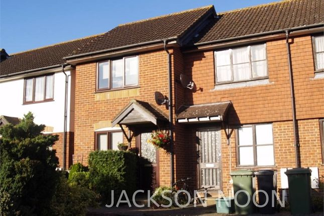 Thumbnail Terraced house to rent in Godwin Close, West Ewell, Epsom
