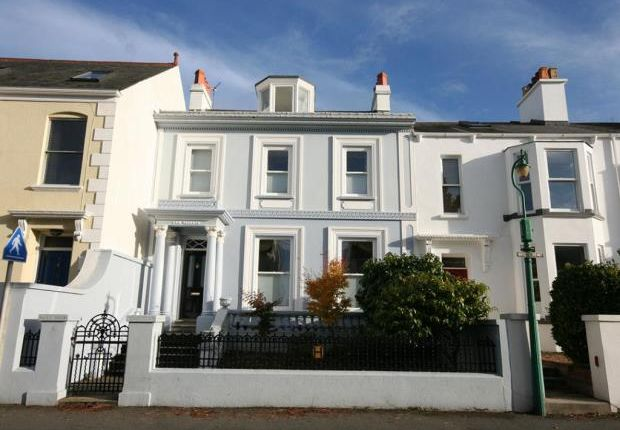 Thumbnail Terraced house for sale in Brock Road, St. Peter Port, Guernsey