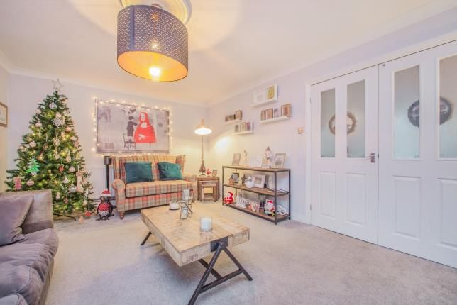 Thumbnail Detached house for sale in College Close, Padiham, Burnley, Lancashire