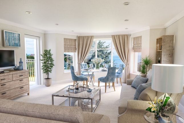 Thumbnail Flat for sale in The Cavendish Collection Babbacombe, Torquay