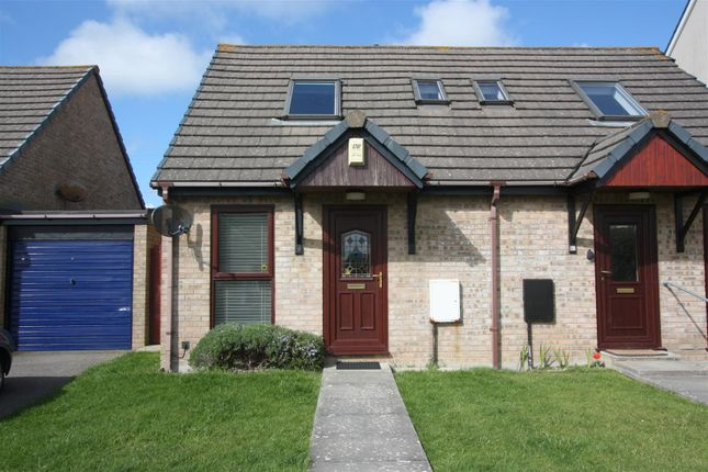 Thumbnail Detached house for sale in Willow Close, Quintrell Downs, Newquay