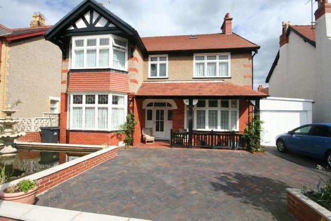 Thumbnail Detached house for sale in Wynn Avenue North, Old Colwyn, Colwyn Bay