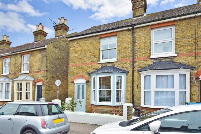 End terrace house for sale in Kings Road, Faversham, Kent