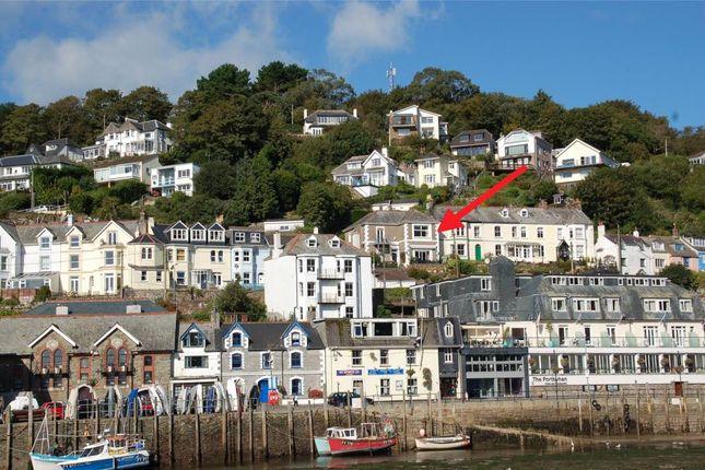 Thumbnail Maisonette to rent in The Manse, Darloe Lane, West Looe, Cornwall