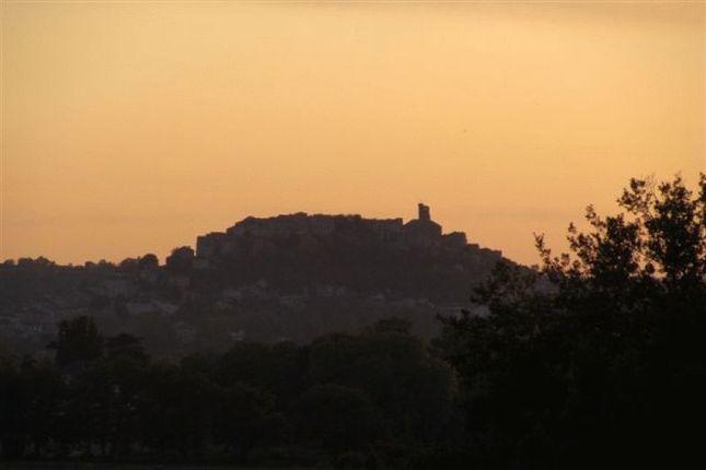 View Of Cordes! of Cordes-Sur-Ciel, Tarn