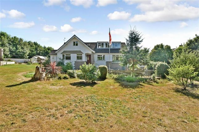 Thumbnail Bungalow for sale in West Hill Road, Ryde, Isle Of Wight