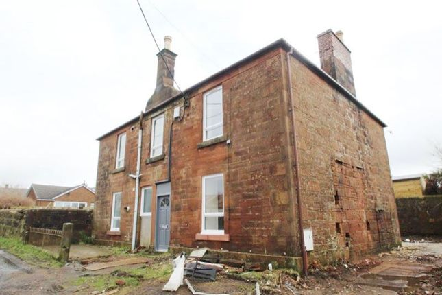 Thumbnail Flat for sale in 16, Tanfield, Mauchline KA55Al