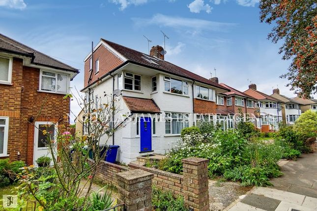Thumbnail Semi-detached house to rent in Ashfield Road, Southgate, London