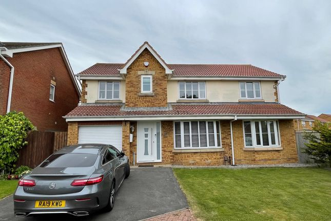 Thumbnail Detached house for sale in Kinterbury Close, Hartlepool