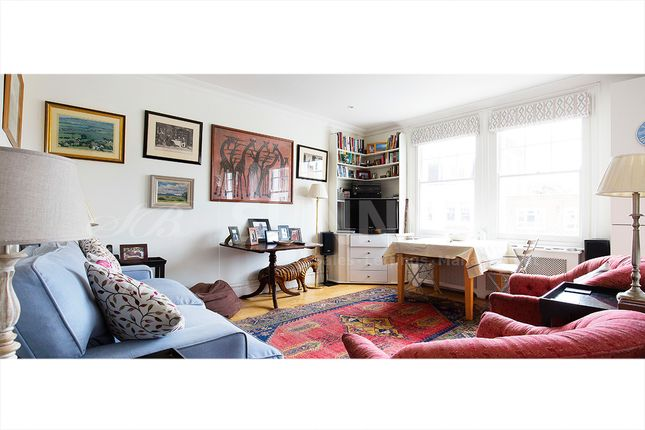 Thumbnail Flat to rent in Dancer Road, Fulham