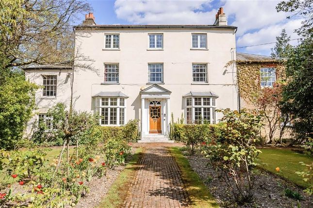 Thumbnail Detached house for sale in Totteridge Green, Totteridge